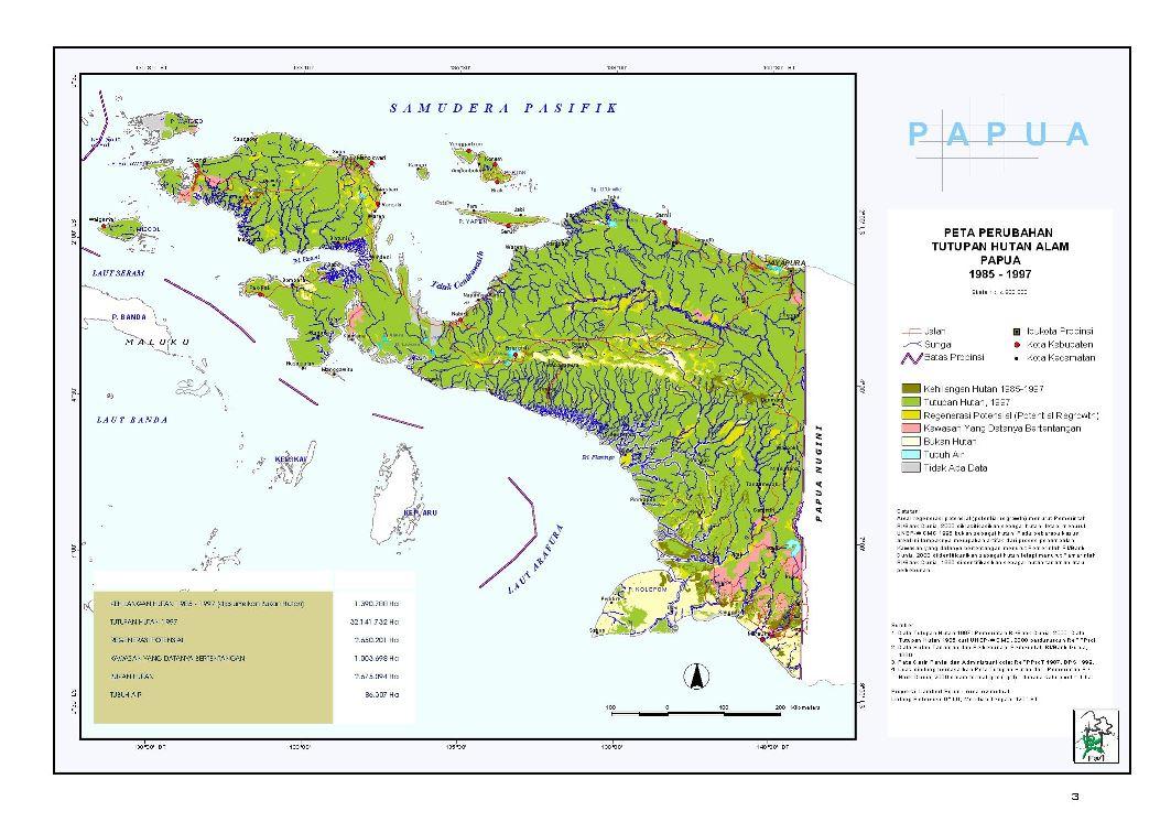 papua2003deforestasi
