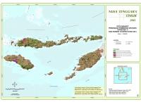 Peta Indikatif Penundaan Pemberian Izin Baru PIPPIB Rev. V dan Kondisi Tutupan Hutan 2013