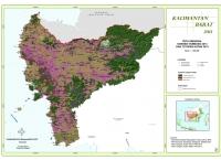 Atlas Hutan Indonesia 2014 - Wilayah Kalimantan