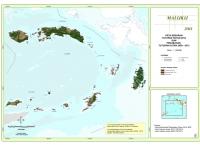 Peta Sebaran Tutupan Hutan 2013 dan Perubahan Tutupan Hutan 2009 – 2013 Propinsi  Maluku