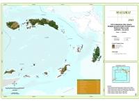 Peta Sebaran Izin Usaha Pengelolaan Hasil Hutan Kayu pada Hutan Alam (IUPHHK – HA) 2013 Propinsi  Maluku