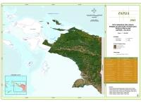 Peta Sebaran Izin Usaha Pengelolaan Hasil Hutan Kayu pada Hutan Alam (IUPHHK – HA) 2013 Propinsi Papua