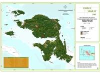 Peta Sebaran Izin Usaha Pengelolaan Hasil Hutan Kayu pada Hutan Alam (IUPHHK – HA) 2013 Propinsi  Papua Barat