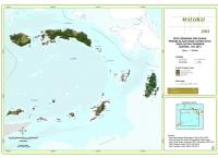 Peta Sebaran Izin Usaha Pengelolaan Hasil Hutan Kayu pada Hutan Tanaman (IUPHHK – HT) 2013 Propinsi  Maluku