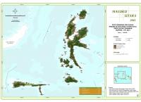 Peta Sebaran Izin Usaha Pengelolaan Hasil Hutan Kayu pada Hutan Tanaman (IUPHHK – HT) 2013 Propinsi  Maluku utara