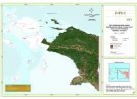 Peta Sebaran Izin Usaha Pengelolaan Hasil Hutan Kayu pada Hutan Tanaman (IUPHHK – HT) 2013 Propinsi Papua