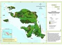 Peta Situasi Pemanfaatan dan Penggunaan Kawasan Hutan dan Lahan Propinsi  Papua Barat