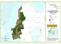 Peta Sebaran Izin Usaha Pengelolaan Hasil Hutan Kayu pada Hutan Alam (IUPHHK – HA) 2013 Provinsi  Sulawesi Barat