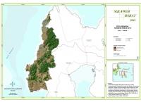Peta Sebaran Konsesi Perkebunan 2010 Provinsi  Sulawesi Barat