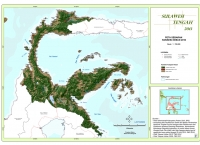 Peta Sebaran Konsesi Perkebunan 2010 Provinsi  Sulawesi Tengah