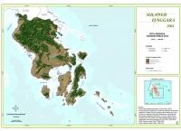 Peta Sebaran Konsesi Perkebunan 2010 Provinsi  Sulawesi Tenggara