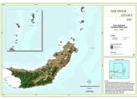 Peta Sebaran Konsesi Perkebunan 2010 Provinsi  Sulawesi Utara