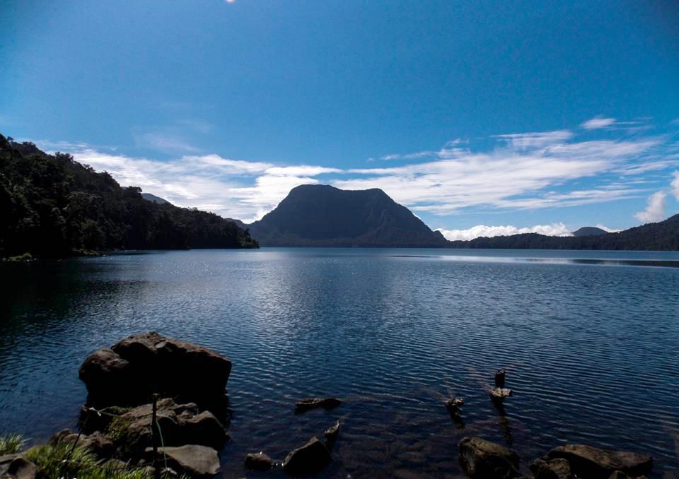 Danau Gunung Tujuh, TNKS
