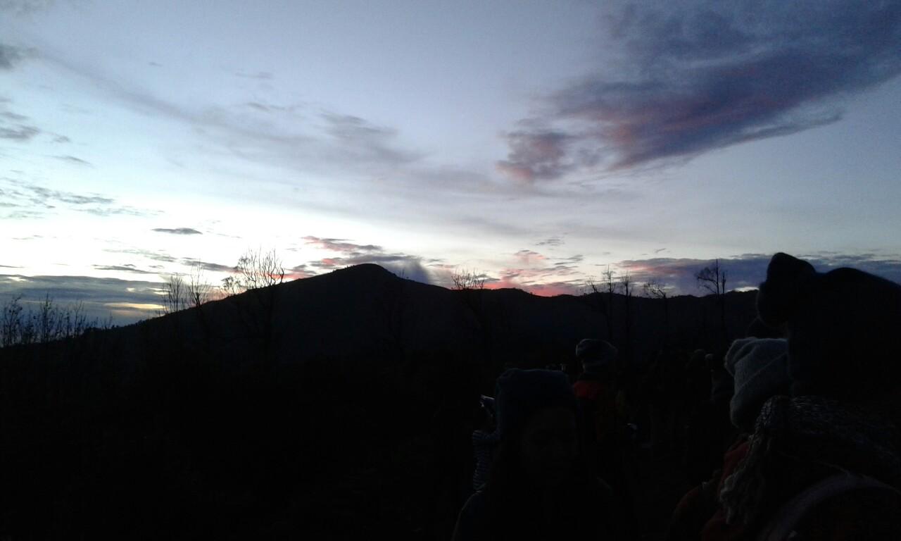 Pemandangan Senja
