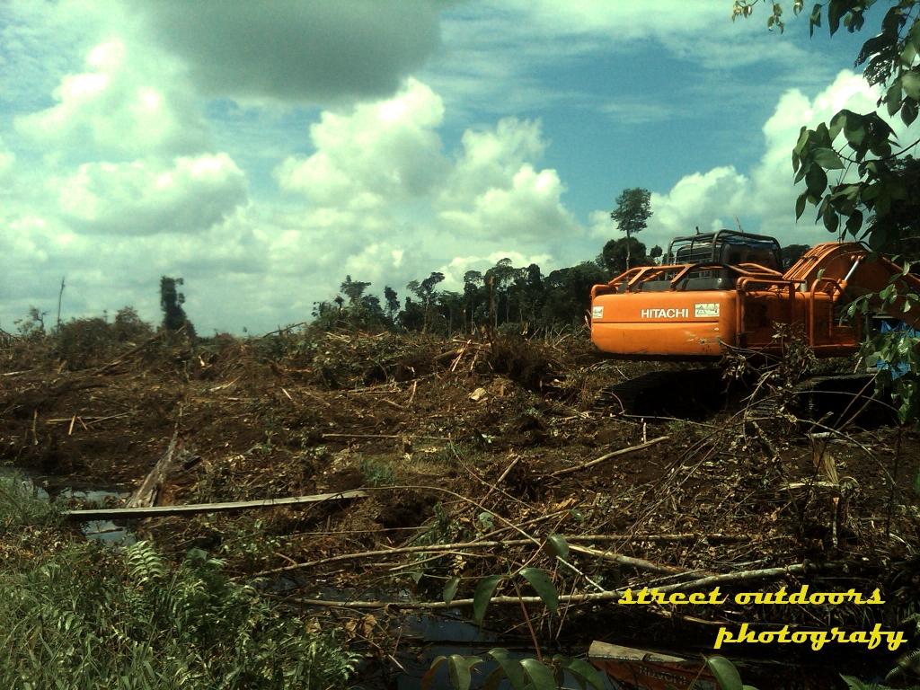 Proses Penghancuran Bumi