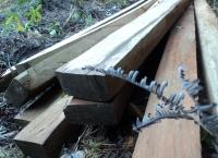 Hasil Logging