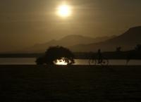 Pagi di Teluk Gilimanuk - Taman Nasional Bali Barat