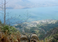 View Tracking Gunung Abang