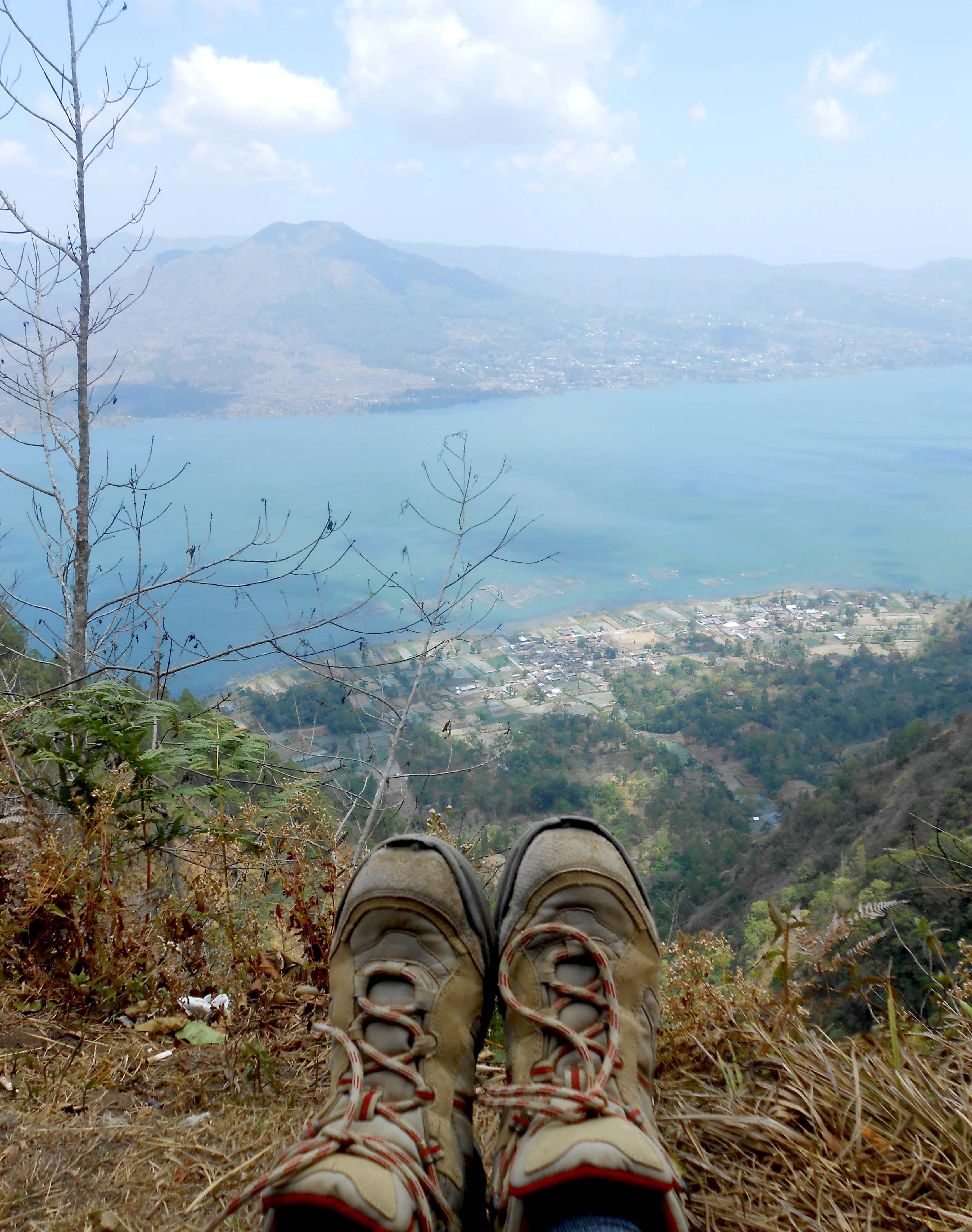 View Tracking Gunung Abang
