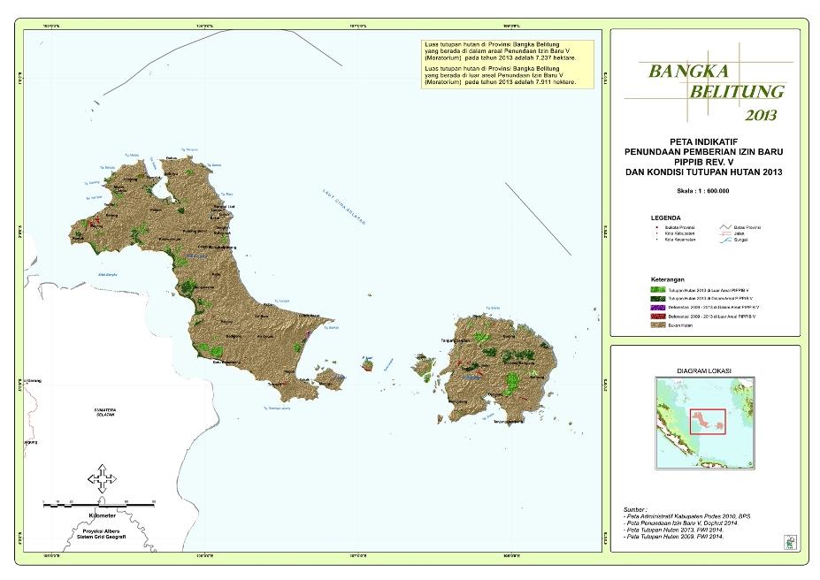 Moratorium Belitung 2014