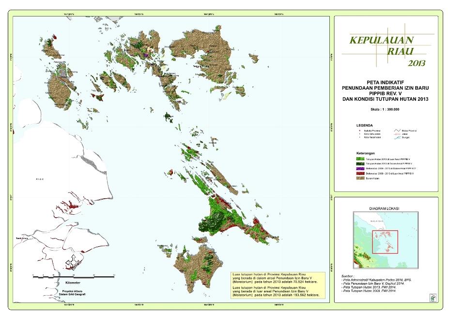 Moratorium Kepulauan Riau 2014