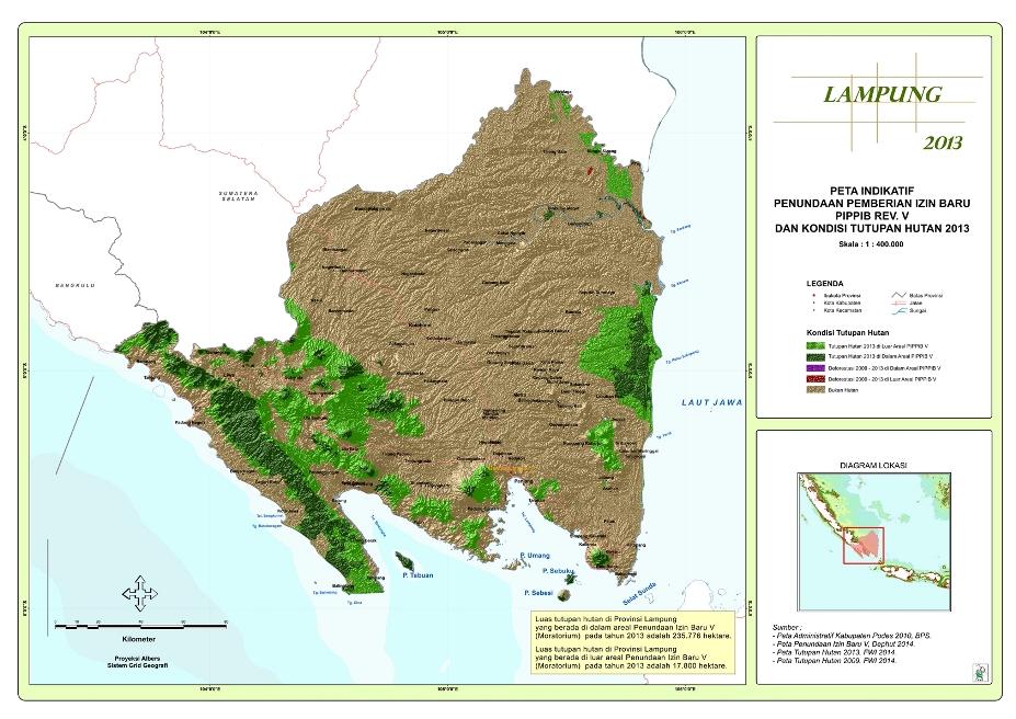 Moratorium Lampung 2014