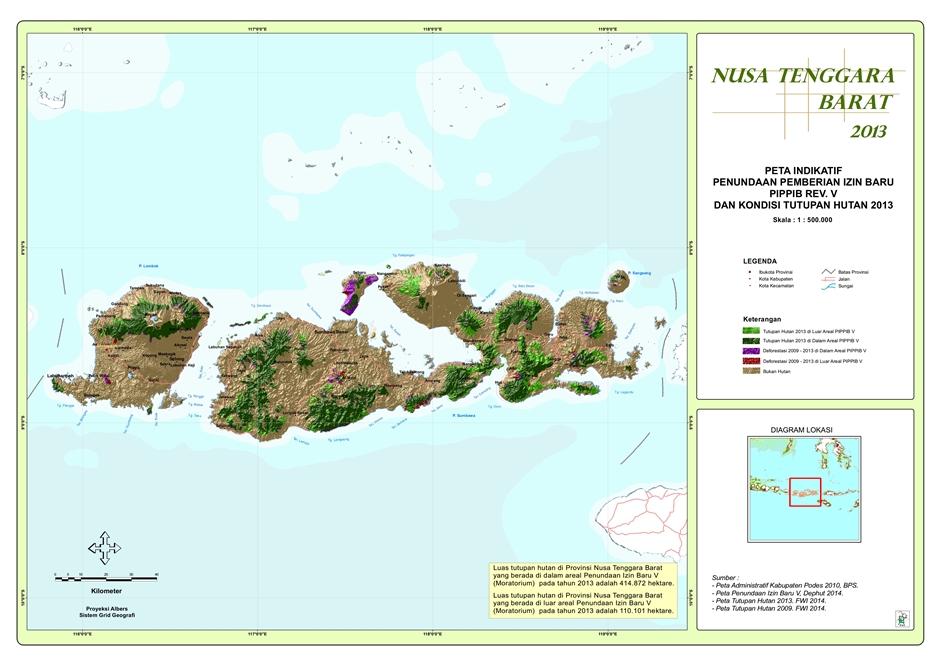 Moratorium Nusa Tenggara Barat 2014