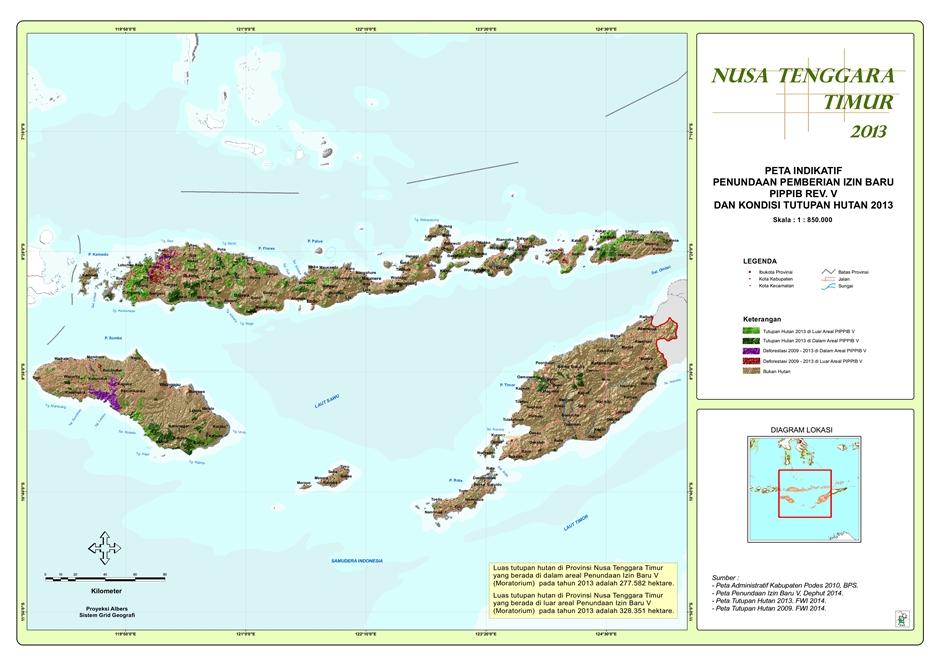 Moratorium Nusa Tenggara Timur 2014