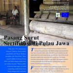 Pasang Surut Sertifikasi di Pulau Jawa