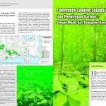 Community Logging Sebagai Penyerap dan Penyimpan Karbon – Sebuah Model dari Kabupaten Konawe Selatan