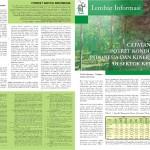 Catatan Singkat Potret Keadaan Hutan Indonesia dan Kinerja Pelaku di Sektor Kehutanan