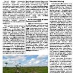 Monitoring Tumpang Tindih Pengelolaan Sumberdaya Hutan di Areal Rencana Demonstrasi REDD