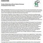 Petaka Akibat Karut Marut Sistim Perizinan di Kabupaten Kutai Timur