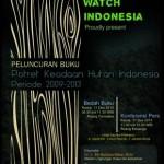 Peluncuran Potret Keadaan Hutan Indonesia 2009-2013