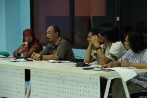 Gambar 1. Forest Watch Indonesia menjelaskan detail tujuan dari penggunaan informasi yang dimohonkan
