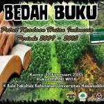 Bedah Buku Potret Keadaan Hutan Indonesia Periode 2009 – 2013