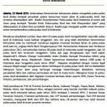 Kementerian Kehutanan Menjadi Penyebab Hancurnya Pulau-Pulau Kecil Indonesia