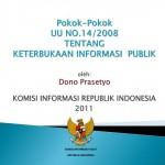 KLHK dituntut mematuhi UU Keterbukaan Informasi