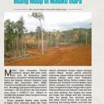 Pulau – Pulau Kecil dan Persoalan Ruang Hidup di Maluku Utara