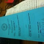 Salinan Putusan PTUN Sengketa Informasi FWI dan KLHK