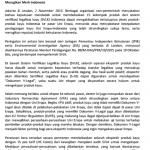 Pelonggaran Peraturan yang Melemahkan Tata Kelola Kehutanan Indonesia