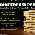 Urgensi Keterbukaan Dokumen Perizinan Sektor Hutan dan Lahan