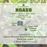 Ngaso – Upaya Mandiri Kembalikan Keragaman Tanaman Lokal