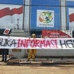 Forest Watch Indonesia Serahkan Dukungan Puluhan Ribu Orang Minta Menteri Sofyan Djalil Buka Informasi HGU