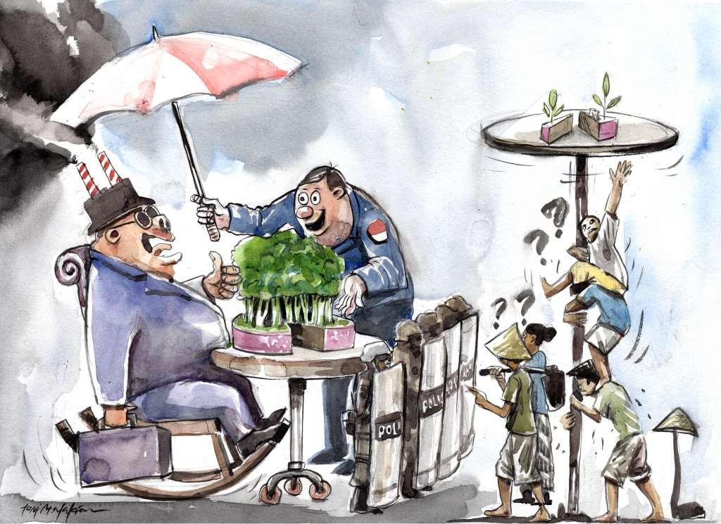 Karikatur_Omnibus Law